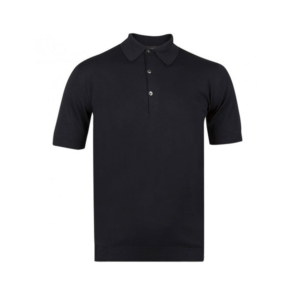 Navy Adrian Polo Shirt