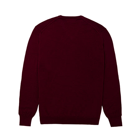"Burgundy ""Legend"" Sweater"
