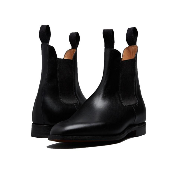 Black Lambourn Jodhpur Boot