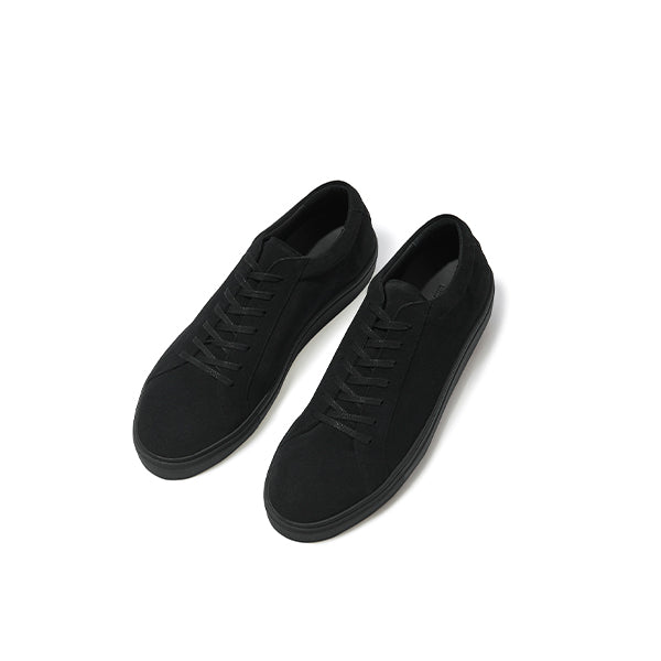 Triple Jet Black Suede Series 1 Sneakers