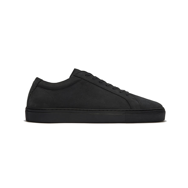 Triple Shadow Black Nubuck Series 1 Sneakers
