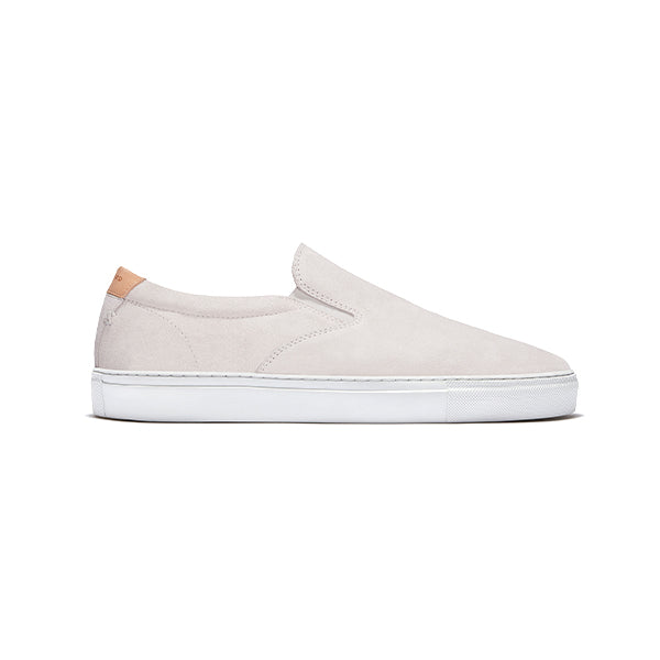 White Suede Series 2 Sneakers