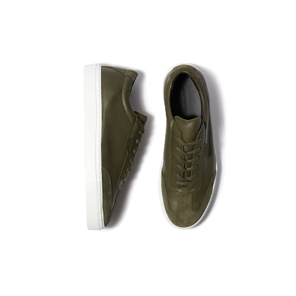 Army Tumbled Leather Series 3 Sneakers