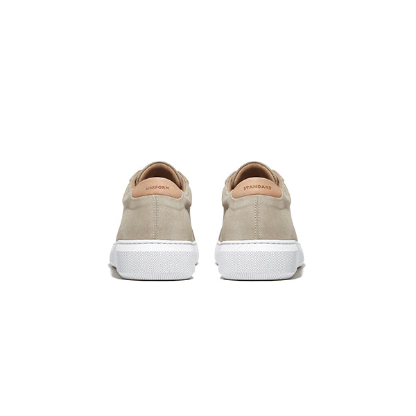 Almond Suede Series 8 Sneakers