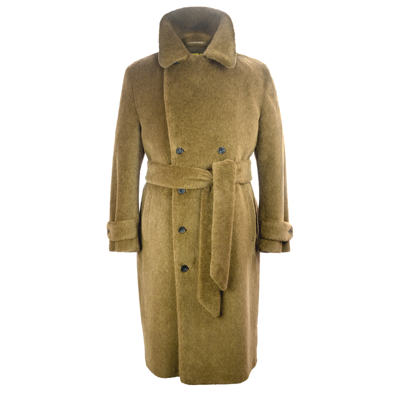 Motoluxe Teddy Bear Coat | Mason & Sons - 4