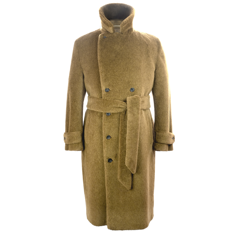 Motoluxe Teddy Bear Coat | Mason & Sons - 5