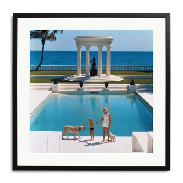 Slim Aarons 'Nice Pool'