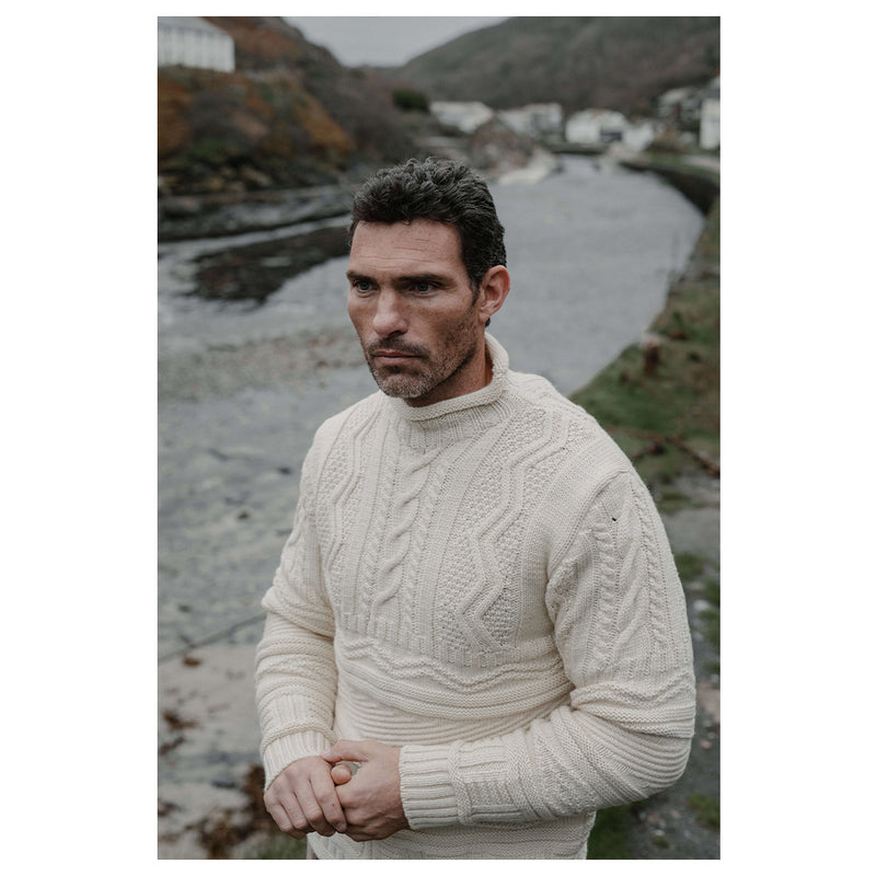 Airedale Trawlerman Roll Neck