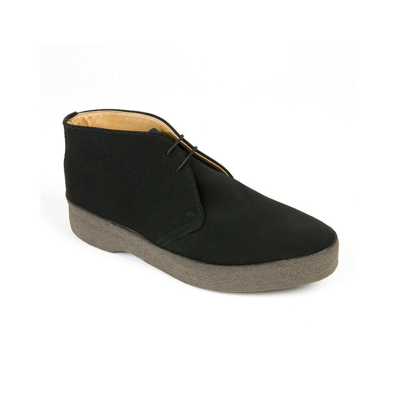 "Black ""Playboy"" Chukka Boot"