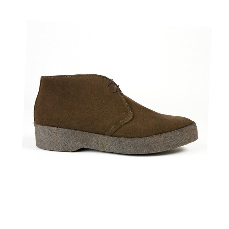 "Chocolate ""Playboy"" Chukka Boot"