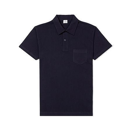 Navy Riviera Polo Shirt