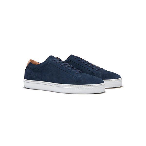 Denim Suede Series 1 Sneakers
