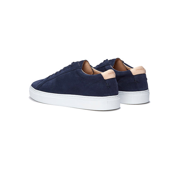 Navy Suede Series 2 Sneakers