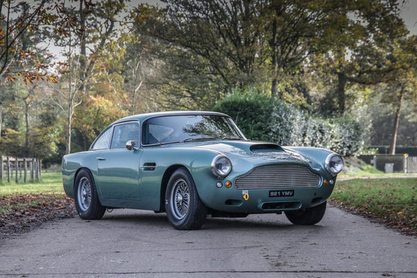 1960 Aston Martin DB4 Series I