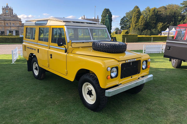 1980 Land Rover Stage One V8