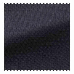 Midnight Blue High Twist Hopsack