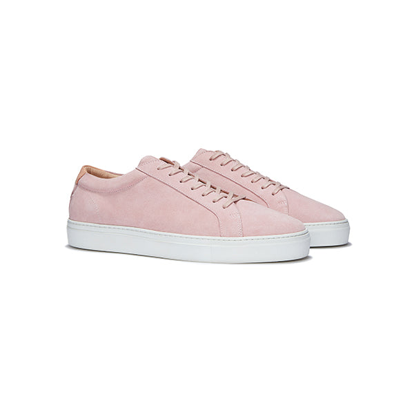 Powder Pink Suede Series 1 Sneakers