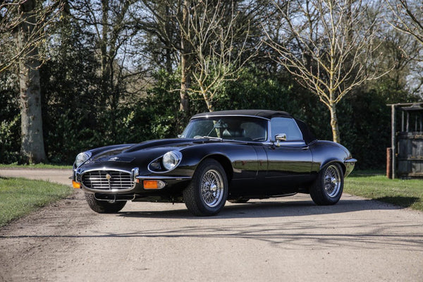 1974 Jaguar E-Type Series III V12 Roadster