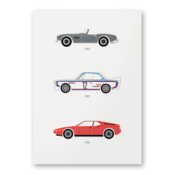 Truly Ultimate Driving – BMW Poster