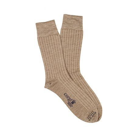 Corgi Lightweight Wool Socks  |  Anthony Sinclair