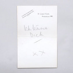 Personal Correspondence of Ian Fleming