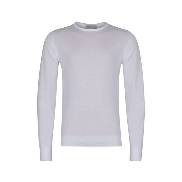 White Hatfield Pullover