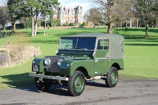 "1951 Land Rover Series I 80"" Petrol"