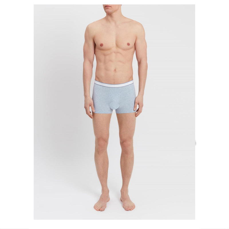 Ethan Blue Stretch Hipster