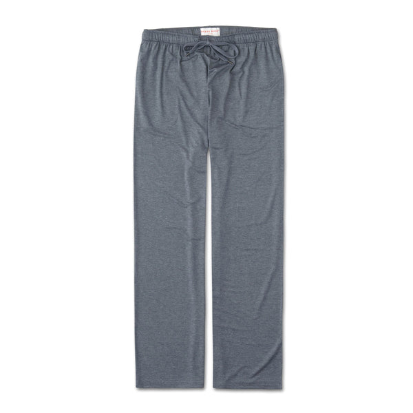 Marlowe Charcoal Jersey Lounge Trousers