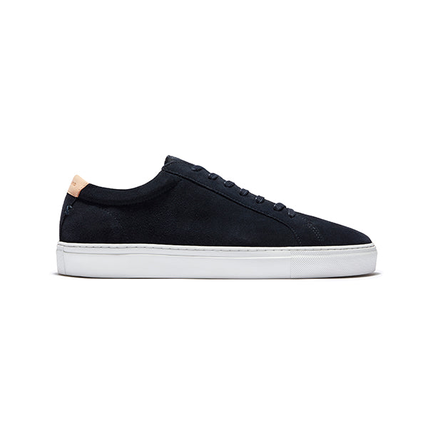 Ink Navy Suede Series 1 Sneakers