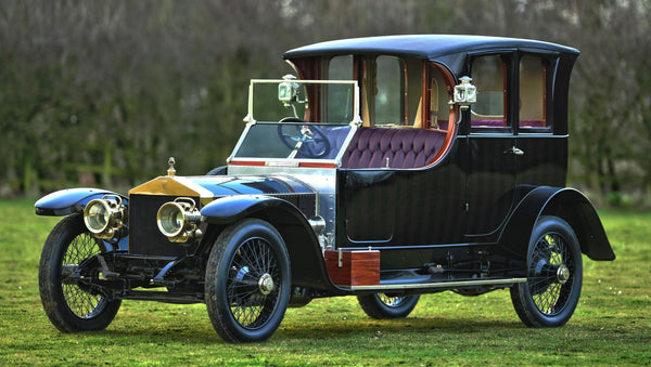 1911 Rolls-Royce Silver Ghost Open Drive Limousine by Grosvenor