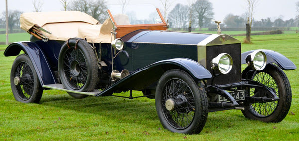 1922 Rolls-Royce 40/50 HP Silver Ghost London to Edinburgh Style Tourer