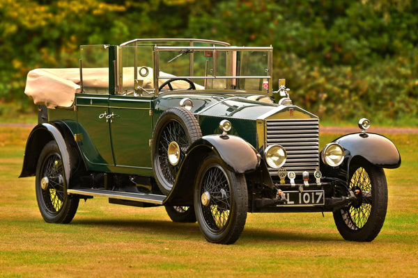 1923 Maharajah of Gwalior Rolls-Royce Barker All Weather Cabriolet