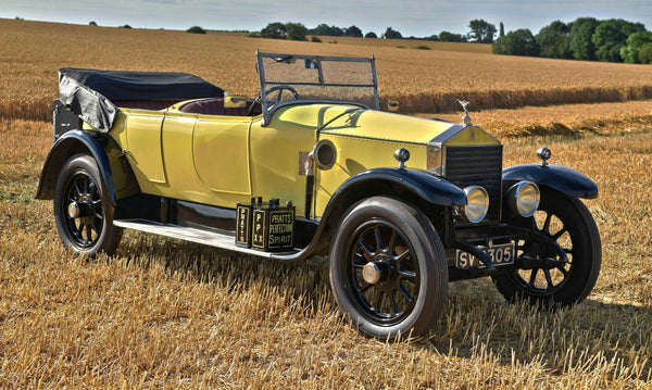 1923 Rolls-Royce 20HP Tourer by Hastings of Melbourne