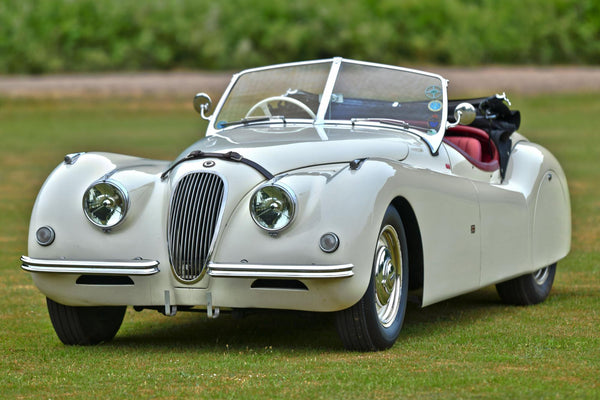 1950 Jaguar XK120 Open Two Seater