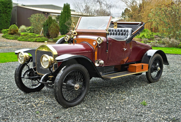1913 Wolseley 24/30HP Two-Seater