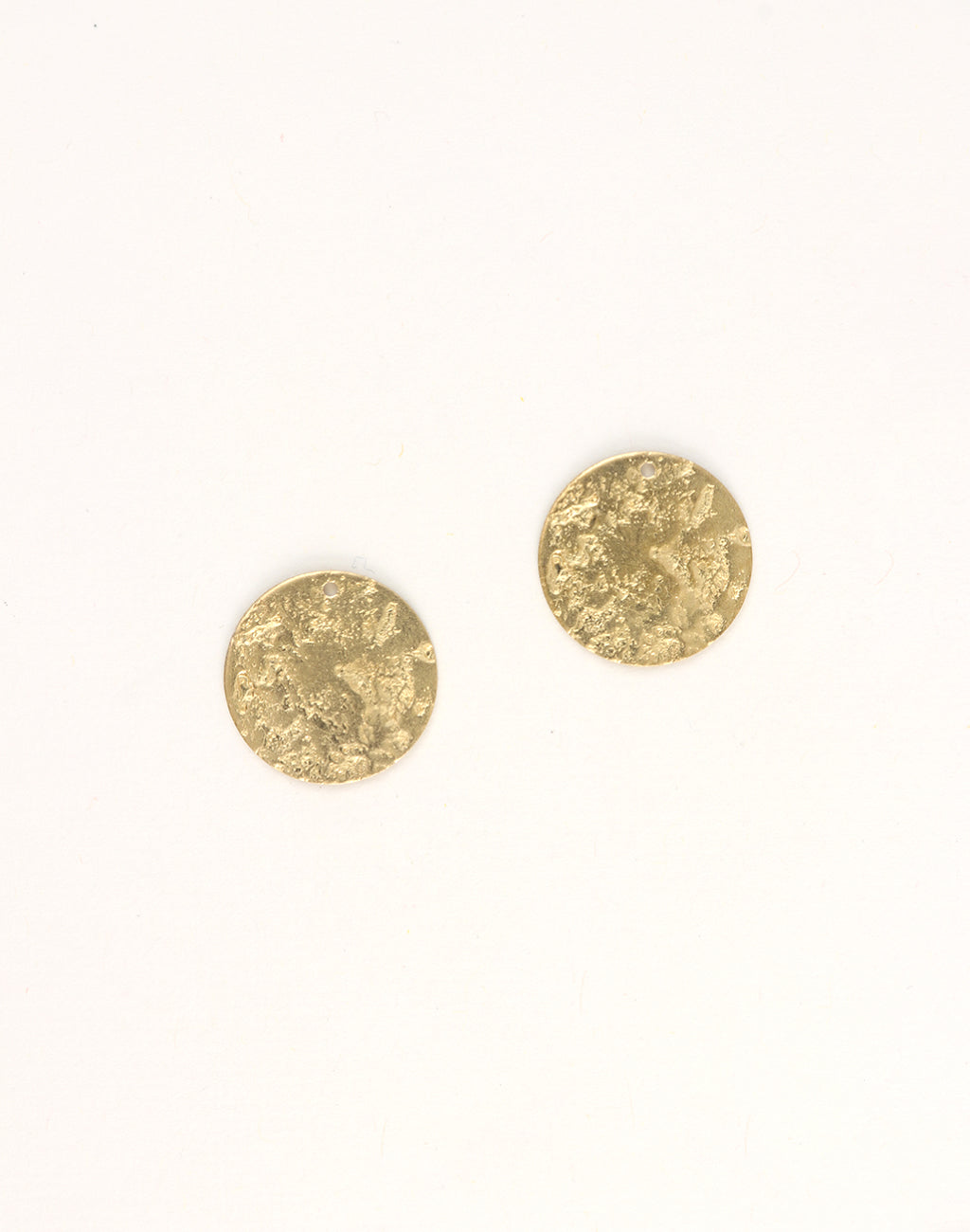 Nugget Circle, 26x19mm, (2pcs)
