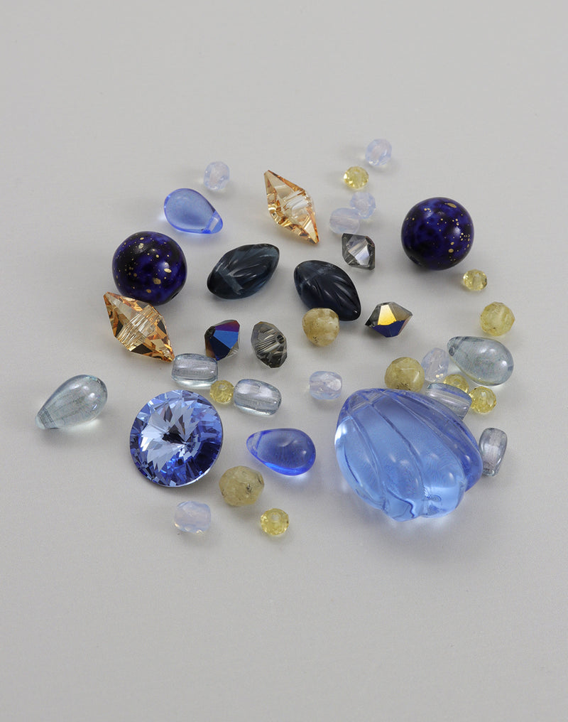 Ocean Tide Bead Mix