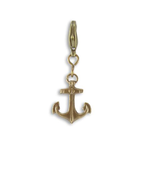 Faithful Anchor 33x14mm