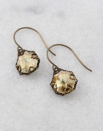 Revelation Earrings, (1 pair)