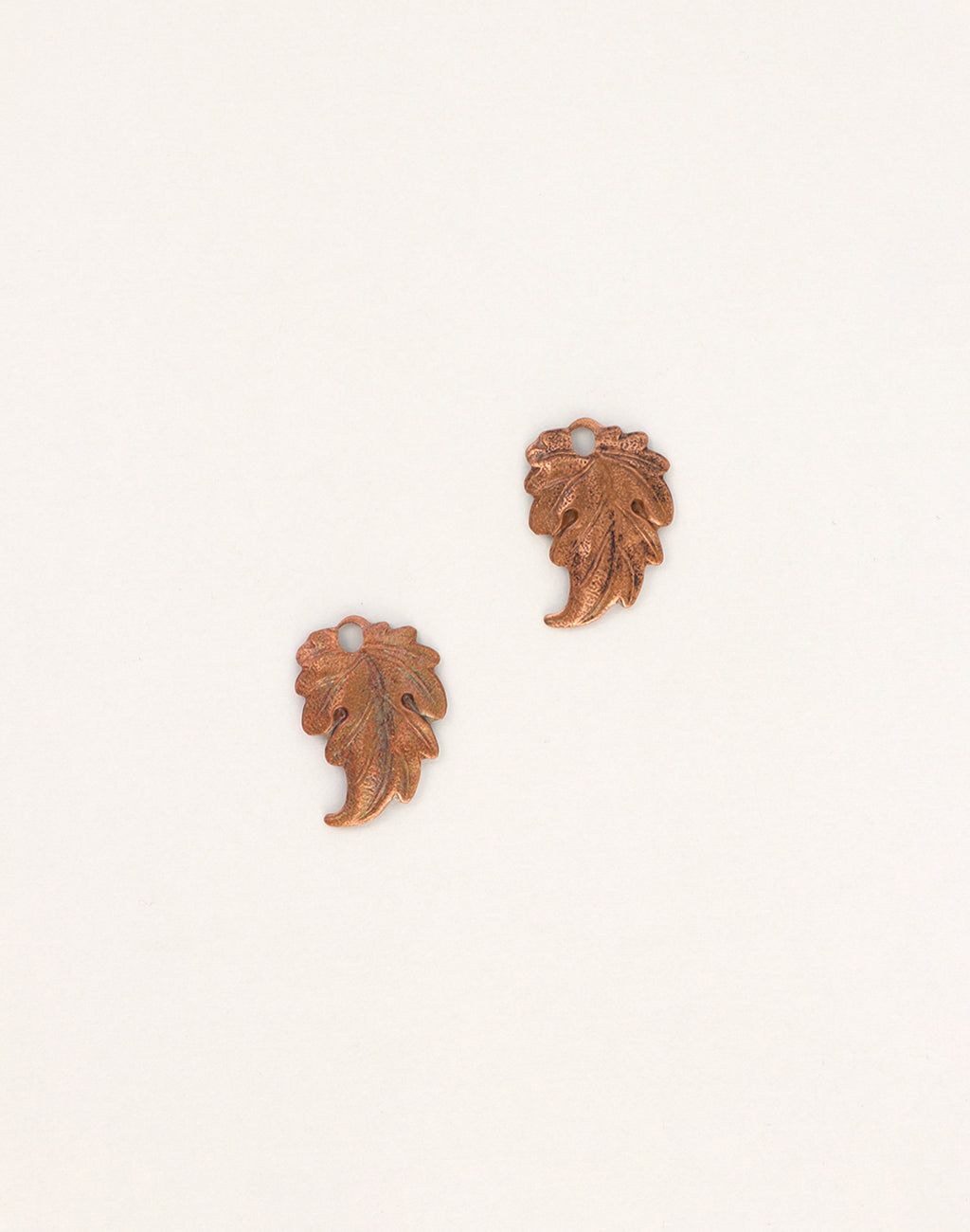 Prairie Leaf, 18x3mm, (2pcs)