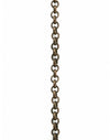 Rollo Chain, 3.6x3.6mm, (1ft)
