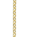 Classic Cable Chain, 3.3x4.4mm, (1ft)