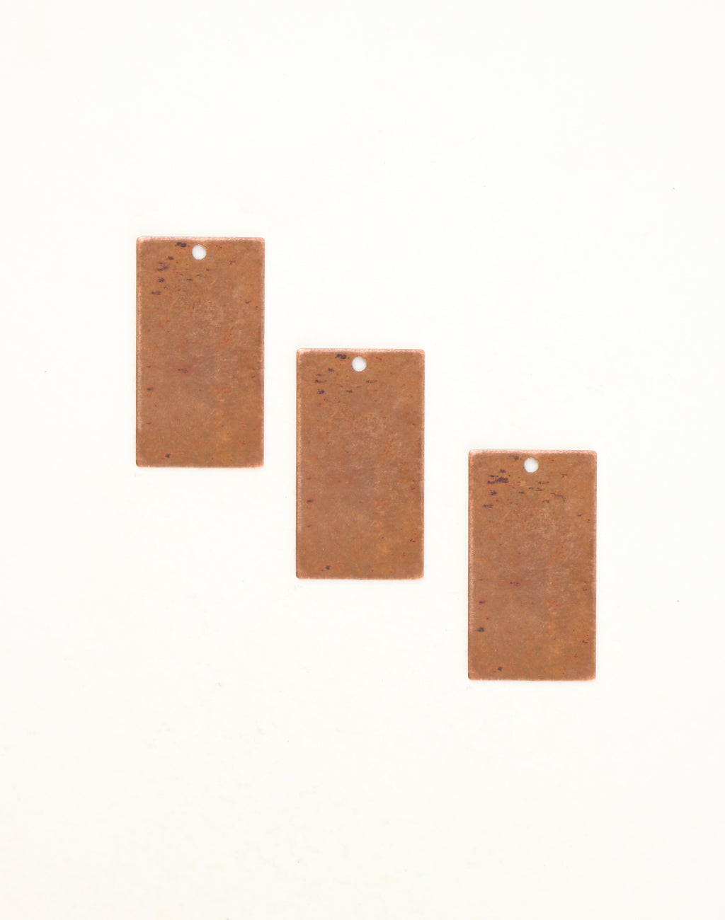 Small Rectangle, 22.5x12.5mm, (3pc)