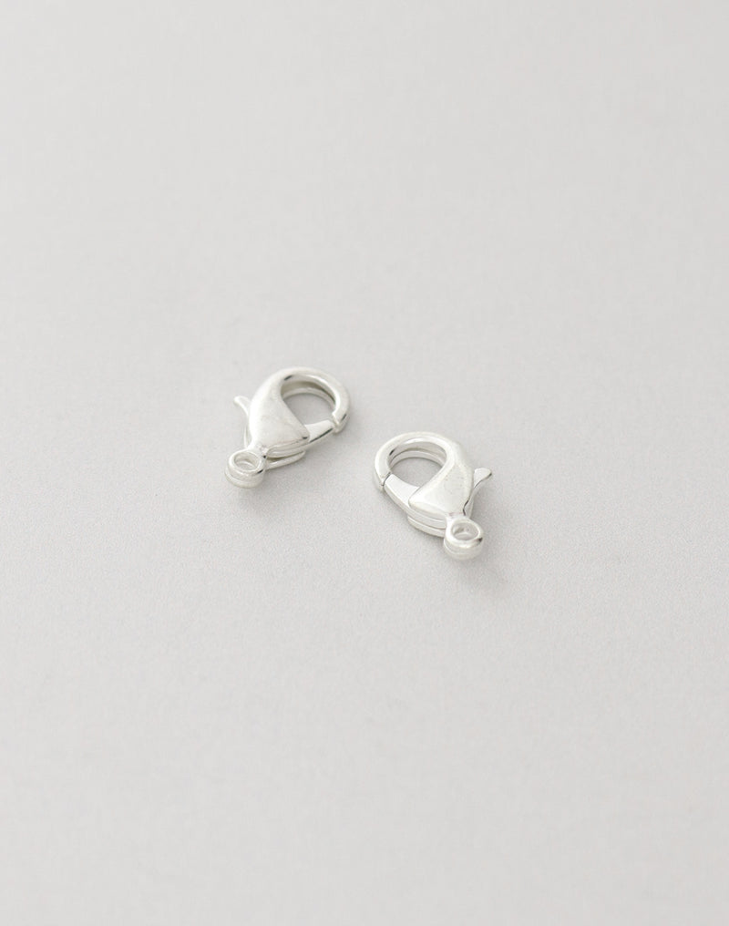 Lobster Clasp, 15mm, (2pcs)