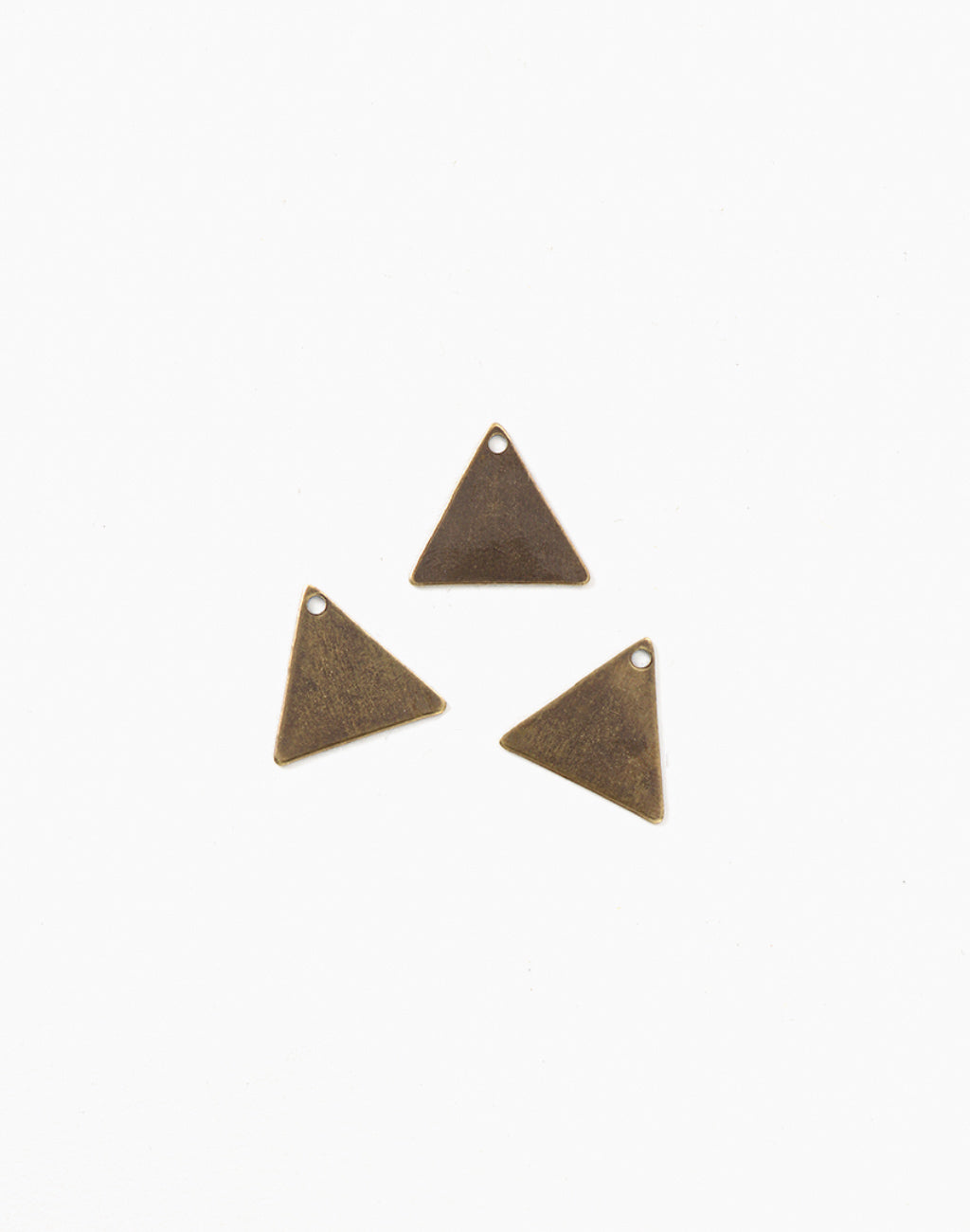 Triangle Blank, 14mm, (3pcs)