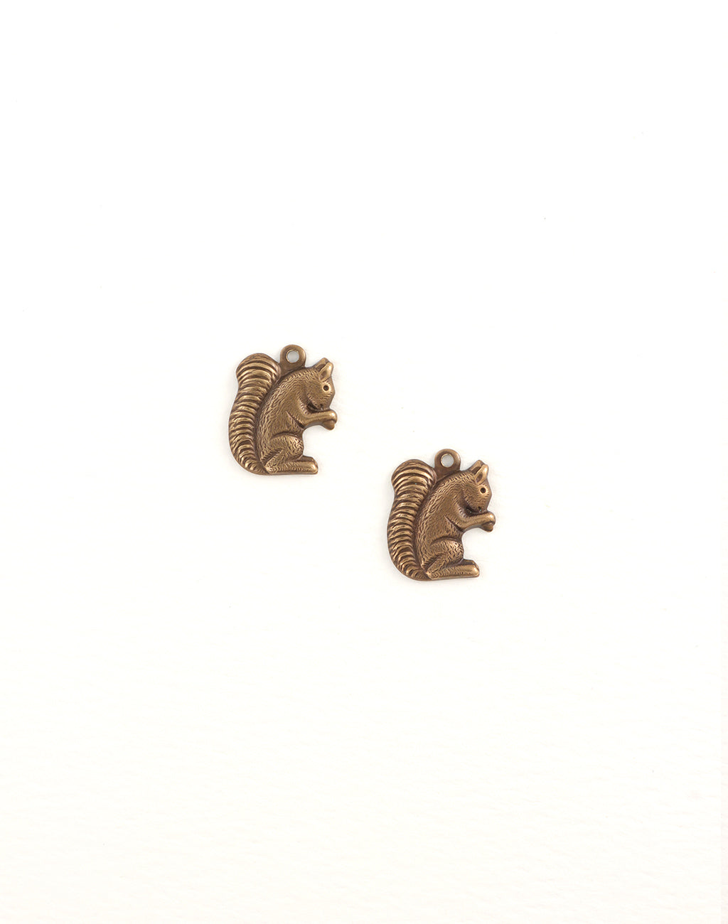Squirrel, 17x13mm, (2pcs)