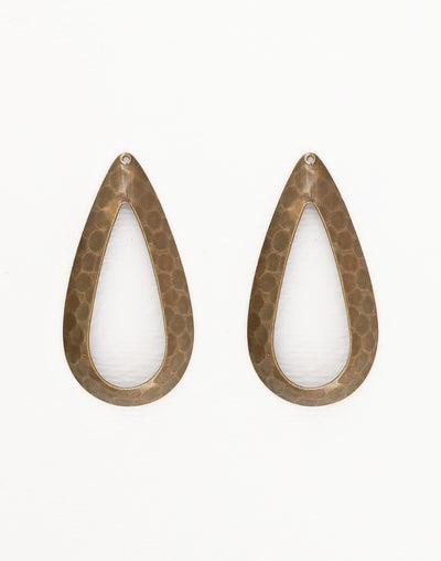 Weathered Splash, 37x19mm, (2pcs)