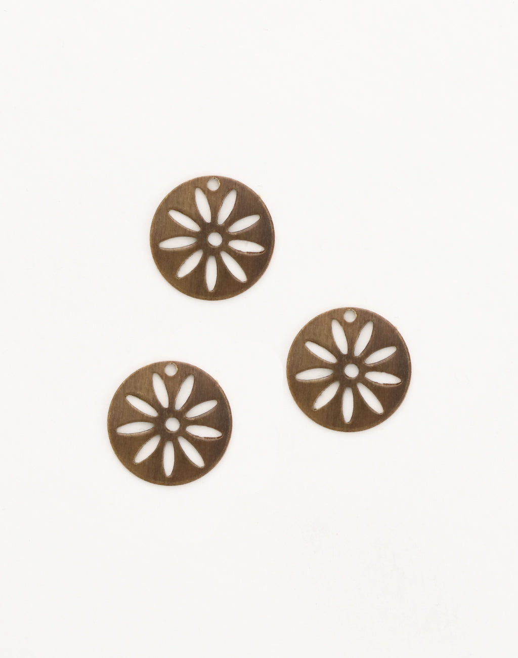 Flower Stencil, 16mm, (3pcs)