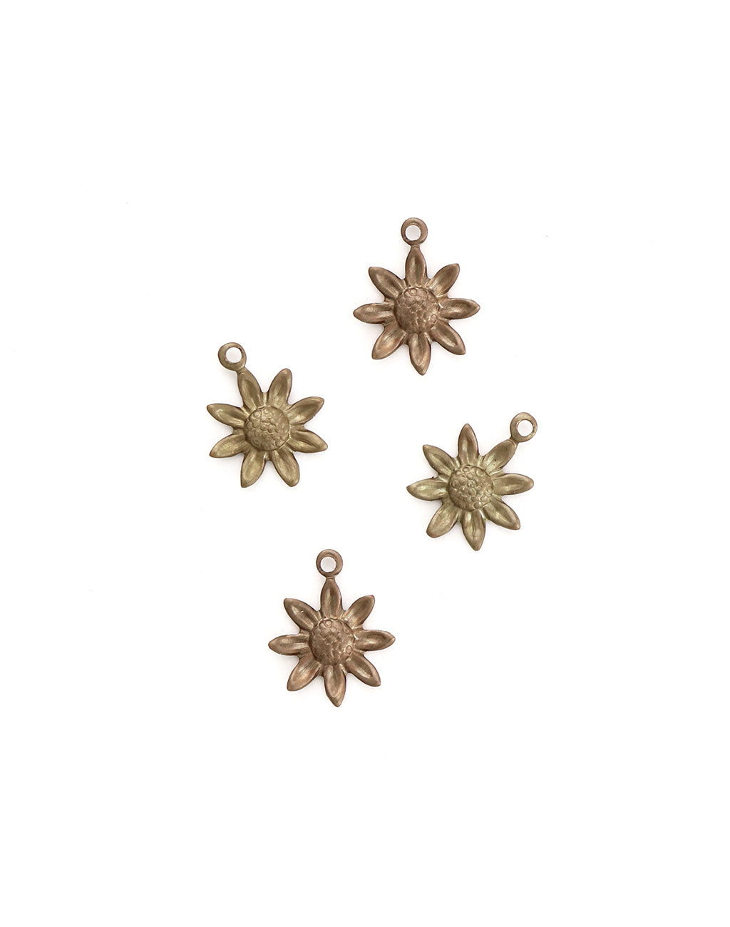 Teensie Sunflower, 11mm, (4pcs)